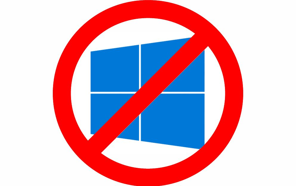 Block Windows 10 using Registry and Hide installed updates